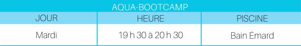 Aqua-Boot camp P-2020