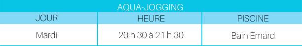 Aqua-Jog P-2020